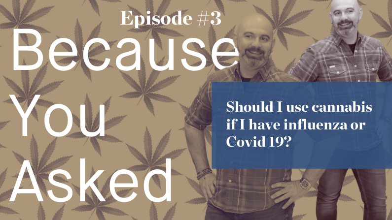 What You Should Consider About Cannabis Use If You're Sick With COVID-19