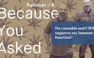 Cannabis, CBD and Immune Health