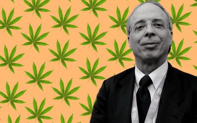 Meet Dr. Ethan Russo: A man dedicated to the science of plant medicine.