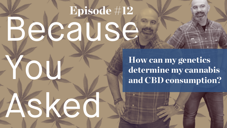 Genetics, Cannabis, and CBD Consumption