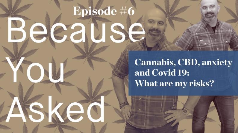Cannabis, CBD, Anxiety, and Covid 19